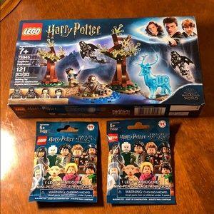 Lego - new - Harry Potter